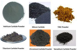 Mechanical Properties of Carbides