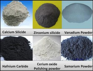 different types of metallic deoxidizers in steel gass and alloy making