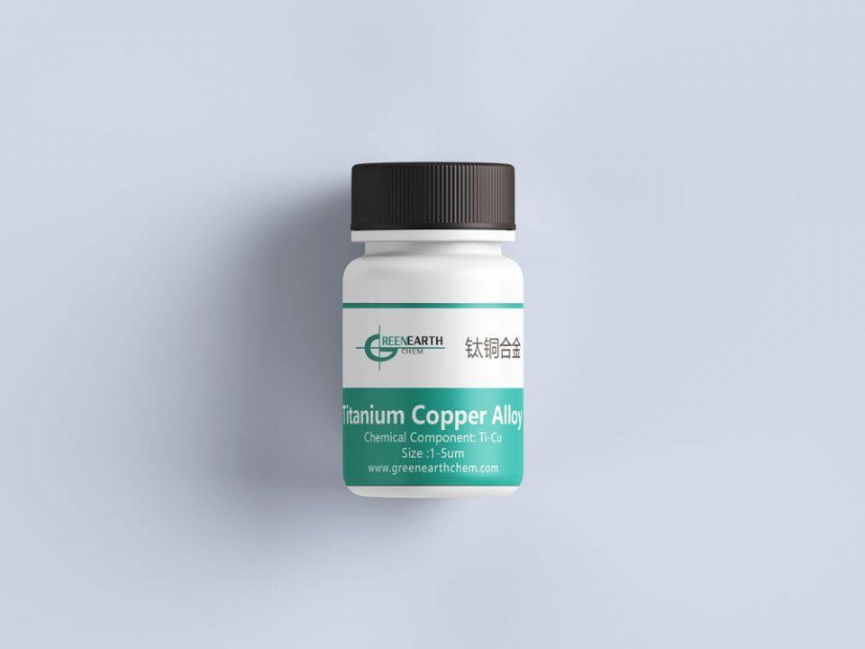 Titanium Copper Alloy