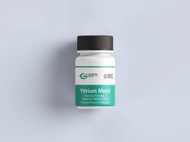 Yttrium Metal